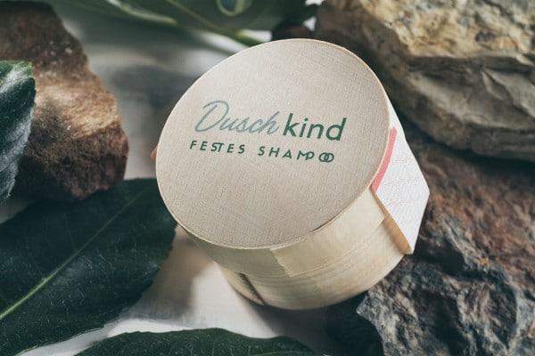 Duschkind – festes Shampoo handgemacht, vegan und plastikfrei